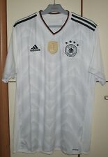 Germany 2017 Home Football Confederations Cup  Jersey Shirt Adidas size XL