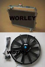 56mm aluminum radiator for DATSUN 510 610 710 720 L20B Manual