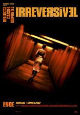 IRREVERSIBLE Movie POSTER 11x17 Brazilian B Monica Bellucci Vincent Cassel