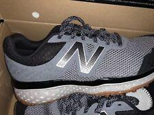 New Balance Mens Mt620lg2 Gunmetal/Black Trail Running CUSH+ Shoes Size 7 Or 9