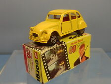 "CORGI JUNIORS MODEL No.198    "" JAMES BOND ""   2CV CITROEN      MIB"