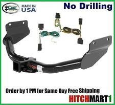 "2011-2013 DODGE DURANGO CLASS 3 CURT TRAILER HITCH & TOW WIRING PKG  2"" RECEIVER"