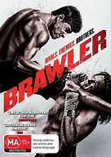 Brawler (DVD, 2013) New  Region 4