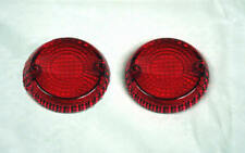 Yamaha Red Turn Signals Replacement Lenses - Pair - RTSL-1300