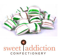 3kg Choc Mint Crunch Rock Candy - Boiled Sweets - Lolly Buffet Bomboniere Favour