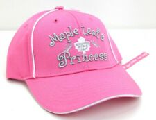 Toronto Maple Leafs Cap Hat New Era Youth Kids Adjustable Pink Princess  Ribbon f95153a40be1