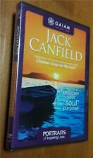 Jack Canfield - Portraits of Inspiring Lives ~ Documentary DVD, New