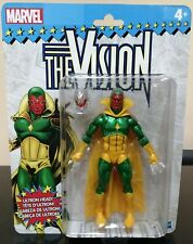 Figura the vision marvel legends traje clasico vengadores avengers ultron head