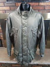 Vintage NIKE ACG Air Green Winter Parka Jacket Coat Men's Size XL X-Large Swoosh