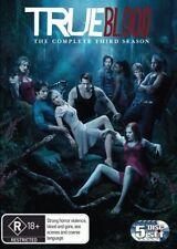 TRUE BLOOD (COMPLETE SEASON 3 DVD SET - SEALED + FREE POST)