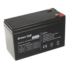 AGM (VRLA) Battery for APC Back-UPS BR1500I BR1500-IN (9Ah 12V)