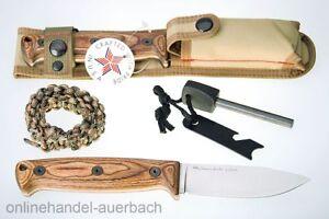 ONTARIO Bushcraft Utility Knife (6527)  Messer  Outdoor  Survival
