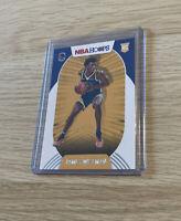 James Wiseman 2020-21 Panini NBA Hoops Warriors Rookie RC #205 🔥📈