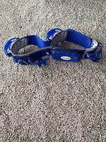 Fuel Belt Endurance 4-Bottle Belt - No Bottles, Blue