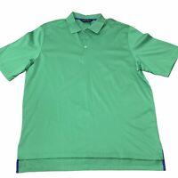 Men's Polo Golf Ralph Lauren Green Short Sleeve Shirt XL [NEW with Tags]