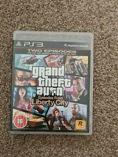 Grand THEFT AUTO: episodios de Liberty City (Sony PlayStation 3, 2010)