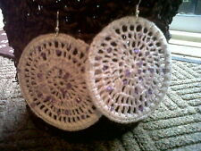 Silver Plated Hoop Not Applicable Round Costume Earrings