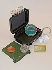 Large Coin Tester Kit:Test Gold Maple Leaf and Silver Dollar aren't Counterfiet