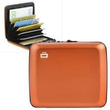 b80162f412 Ögon Code Wallet Alluminio Custodia-Carte Portamonete Rfid per fino a 14  Carte