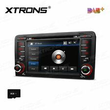 """7""""Car Stereo GPS Bluetooth DVD Player Built-in DAB+ Head Unit for Audi A3/S3/RS3"""