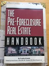**New** The Pre-Foreclosure Real Estate Handbook  (Paperback)