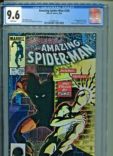 The Amazing Spider-Man #256 (Marvel 1984) CGC Certified 9.6