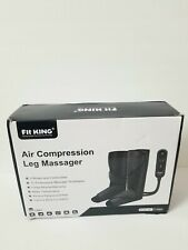 Fit King Air Compression Circulation Therapy Device Leg Massager FT-009A