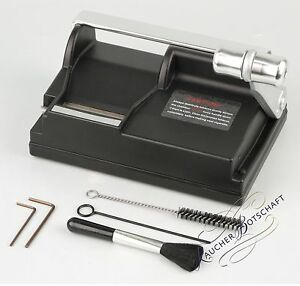 Powermatic 1+ ELITE Zigarettenstopfer Stopfgerät Zigaretten Stopfmaschine 18106