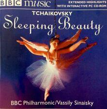 BBC Music TCHAIKOVSKY : The Sleeping Beauty - CD Album, Enhanced, Jewel Case