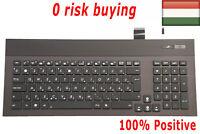 For Asus G74 G74SX 04GN562KHU00-1 Laptop Keyboard Hungarian HU HG Magyar Backlit