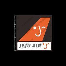 Jeju Air Logo Sticker (Size 9 cm x 9 cm)