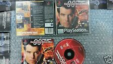 007: Tomorrow Never Dies   Sony PlayStation psx