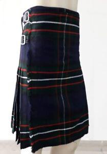 Scottish   Ferguson Tartan Heavy Kilt & Kilt Pin   Geoffrey
