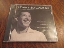 cd album henri salvador parce que ca me donne du courage