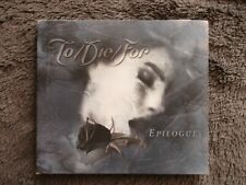 Epilogue von To/Die/For (2001) CD DigiPack