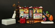Dept 56 Halloween Costumes for Sale Madam M's Fortune Telling shop