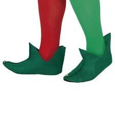 Elfo botas con campanas Navidad de Duende accesorio disfraz Smiffys 21449