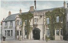 Lincolnshire Postcard - Angel and Royal Hotel - Grantham    5897