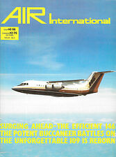 Air International V23N2 Hawker Siddeley Buccaneer de Havilland Tiger Moth