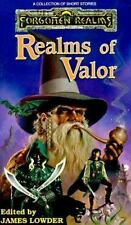 Forgotten Realms Anthology: Realms of Valor by R. A. Salvatore and Ed Greenwood
