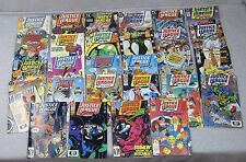 DC Justice League Europe Lot of 28 Comic Book 1 6-30 33 Annual 2 1991