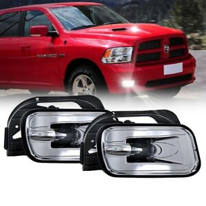 2020 NEW For Dodge RAM 1500 Pickup Truck fog light for Dodge ram 2014 2500 3500