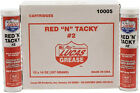 Lucas Oil 10005-30 Red N Tacky Multi-Purpose Extreme Pressure Grease Pack of 10