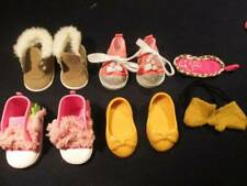 """Doll Shoes 18"""" �� Fits American Girl, Our Generation, Alexander #25"""