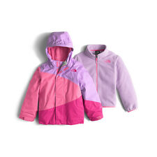 NWT North Face Toddler Girls' Mountain View Triclimate Lupine Jacket Sz 2T, $130