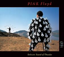 PINK FLOYD DELICATE SOUND OF THUNDER 2CD ALBUM SET (2016)