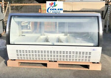 """New 80"""" Commercial Deli Refrigerator Cooler Case Display Fridge Pastry Dc200 Nsf"""