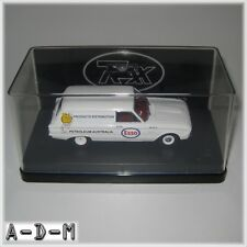 Ford XK Falcon Panel Van ESSO Petroleum TRAX TR27D 1:43 Scale Diecast Model Car