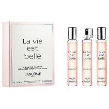 Lancôme La vie est belle Purse Spray Refill Eau de Parfum 3 x 18 ml NEU & OVP