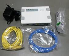 DSL-Modem Sphairon Turbolink AR871C1-B, ADSL2+Modem Annex B/U-R2 DSL Modem neu